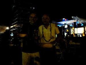 Yves und ich