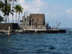Puuhonoua o Honaunau – Zuflucht für Tabubrecher