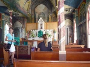 St. Benedict's Church südlich von Kona