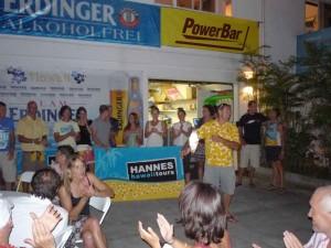 Hannes und seine Crew